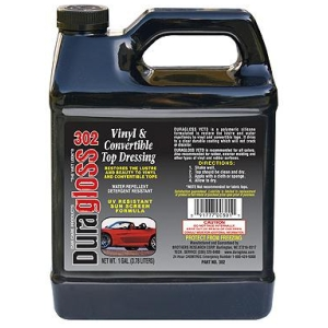 1 Gallon - Duragloss TCVD (Tonneau Cover Vinyl & Convertible Dressing)
