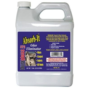 1 Gallon - Duragloss Absorb-It Odor Eliminator
