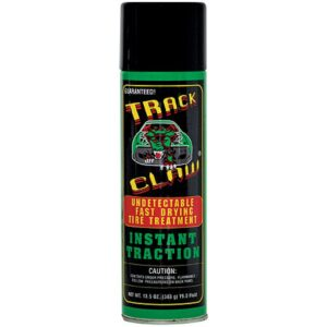 Track Claw Aerosol Tire Strengthener