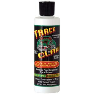 Track Claw Plastic Polish Protectant 8oz
