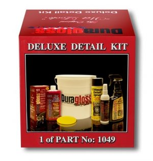 #1049 - Duragloss Car Care Bucket