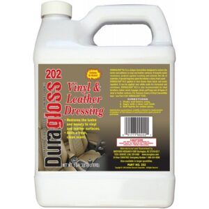 1 Gallon - Duragloss UD (Vinyl & Leather Dressing)