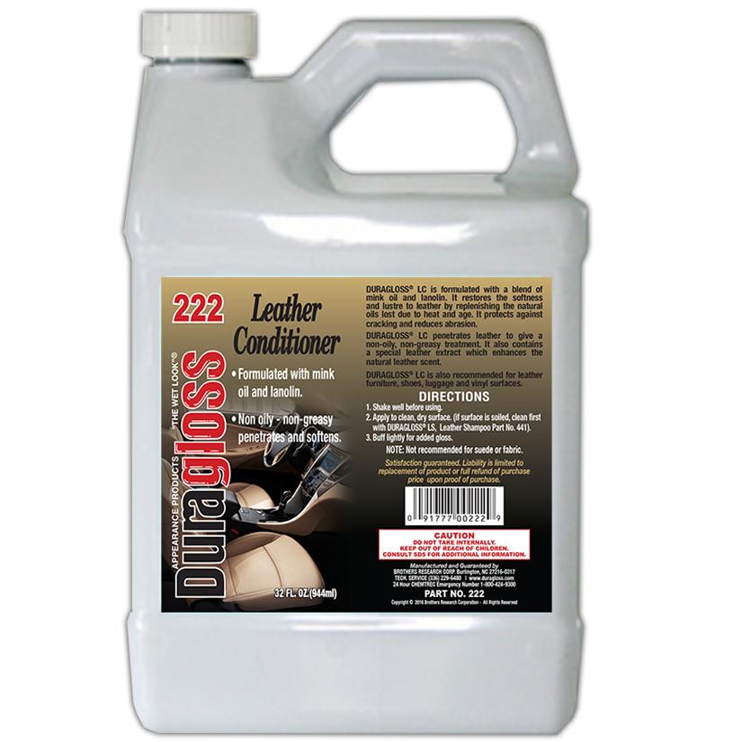 32 oz. - Duragloss LC (Leather Conditioner)