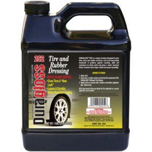 1 Gallon - Duragloss TRD (Tire & Rubber Dressing)