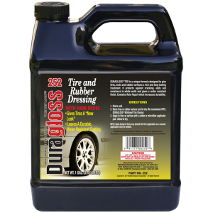 1 Gallon - Duragloss TRD (Tire & Rubber Dressing)