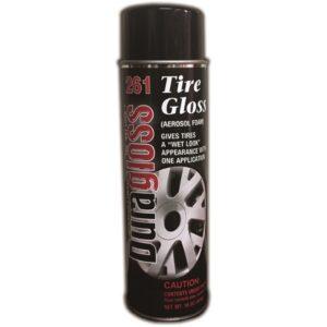 Duragloss Aerosol Tire Gloss