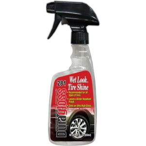 "22 oz. - Duragloss WLTS - ""Wet Look"" Tire Shine"