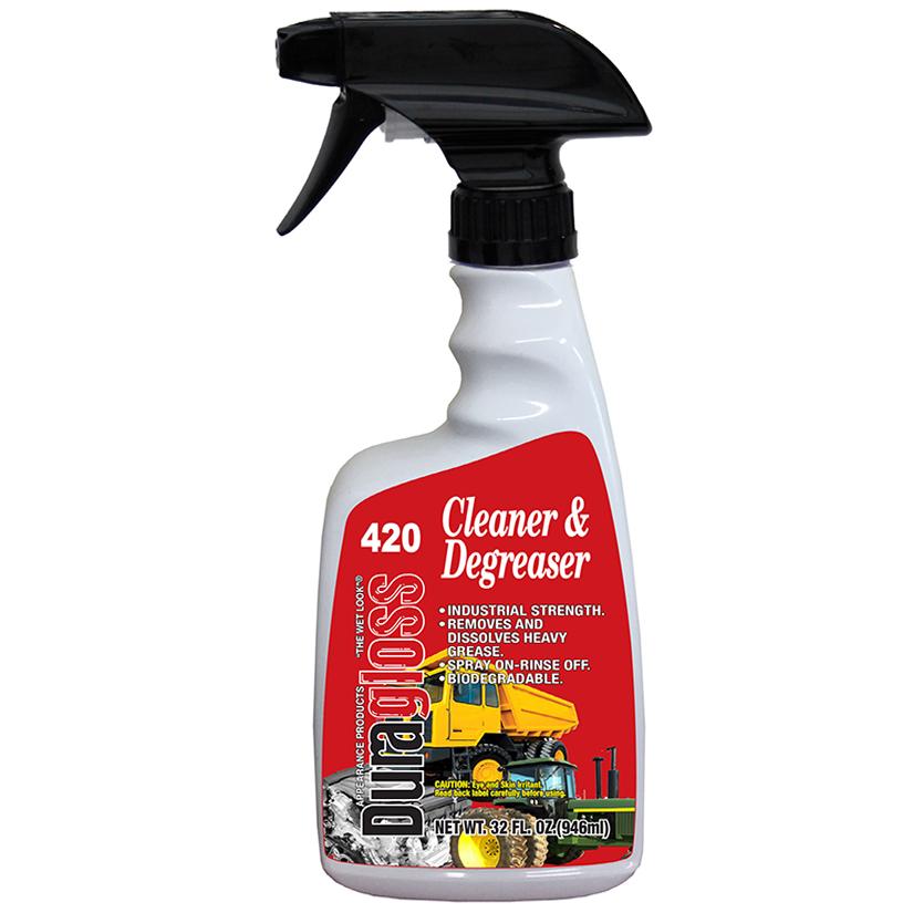 32 oz. - Duragloss HD Cleaner & Degreaser
