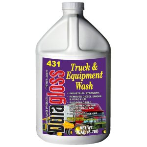 1 Gallon - Duragloss HD Truck & Equipment Wash
