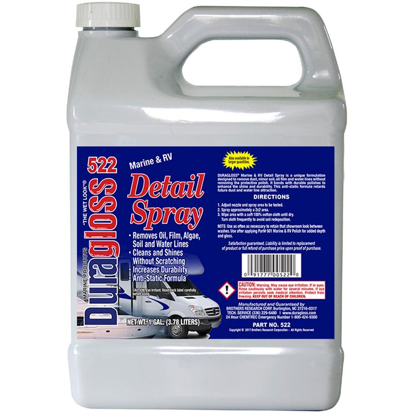1 Gallon - Marine & RV Detail Spray