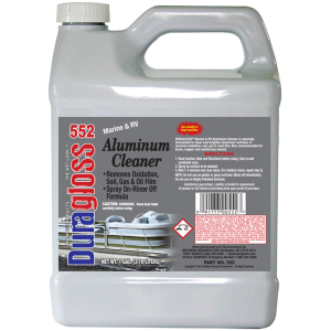 1 Gallon - Marine & RV Aluminum Cleaner and Brightener