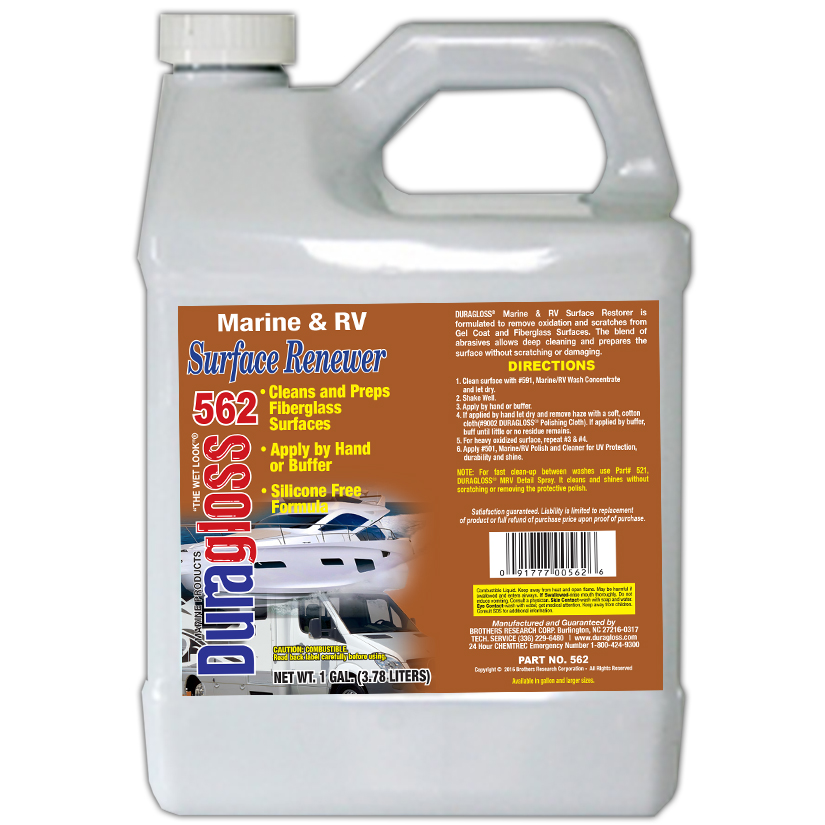 1 Gallon - Marine & RV Surface Renewer Polishing Compound