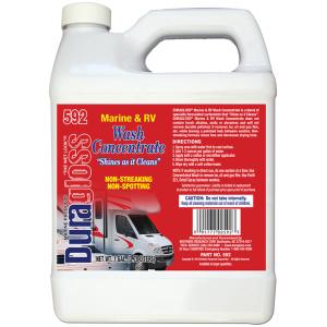 1 Gallon - Marine & RV Wash Concentrate