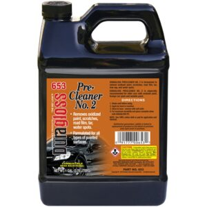 1 Gallon - Duragloss PC-No.2 (Buffing & Polishing Cleaner)