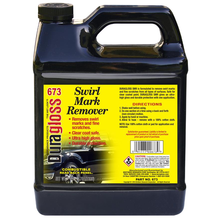1 Gallon - Duragloss SMR (Swirl Mark Remover)