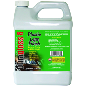 1 Gallon - Duragloss PLP (Plastic Lens Polish)