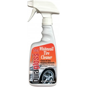 22 oz. - Duragloss WTC (Whitewall Tire Cleaner)