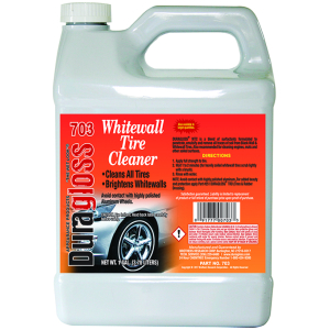 1 Gallon - Duragloss WTC (Whitewall Tire Cleaner)