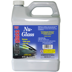 1 Gallon - Duragloss NG (Glass Water Spot Remover)