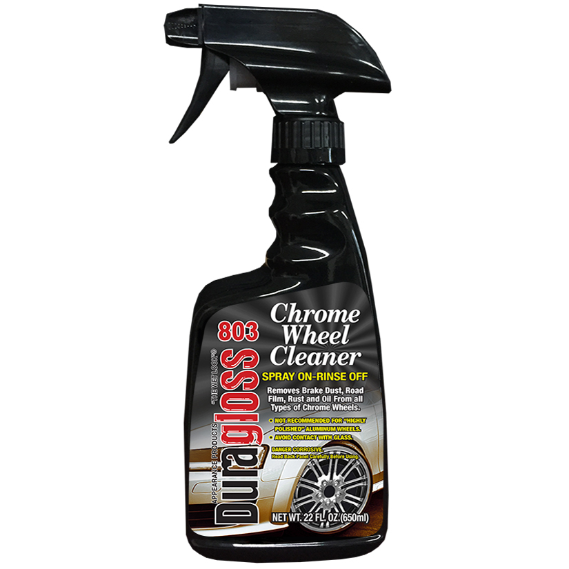 22 oz. - Duragloss WC (Chrome Wheel Cleaner)