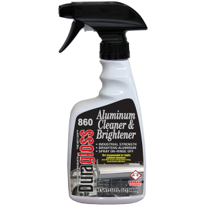 32 oz. - Duragloss HD Aluminum Cleaner & Brightner
