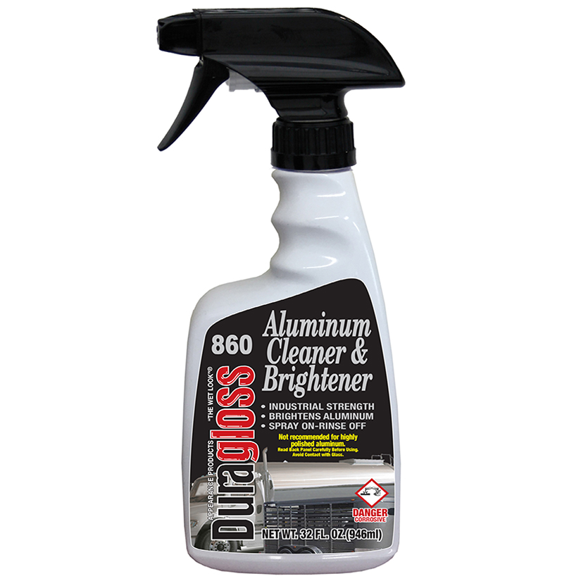 32 oz. - Duragloss HD Aluminum Cleaner & Brightner