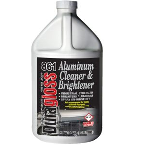 1 Gallon - Duragloss HD Aluminum Cleaner & Brightner