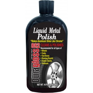 16 oz. Liquid - Duragloss MP (Metal Polish)