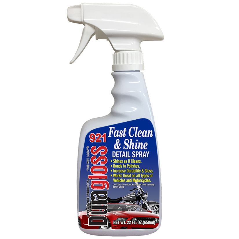 22 oz. - Duragloss FC (Fast Clean & Shine)