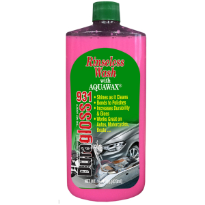 16 oz - Duragloss Rinseless Wash