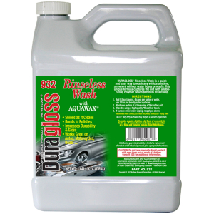 1 Gallon - Rinseless Wash w/ Aquawax